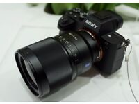 Sony Zeiss FE 35mm 1.4 USED