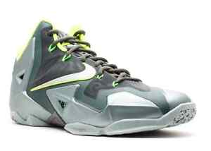 Nike Lebron James XI Mica Green size 8.5