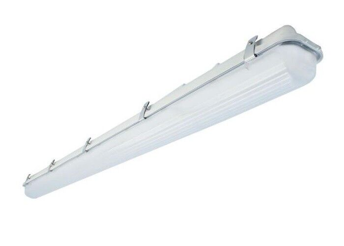 Details About Dexeco 4ft Single Led Twin Body Surface Mounted Luminaire Ing 2600 Lumens