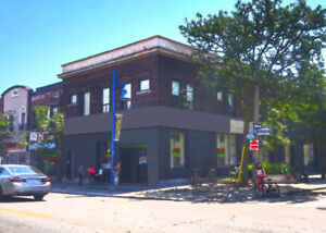 Flagship Corner Location JUST STEPS AWAY FROM BLOOR LANSDOWNE