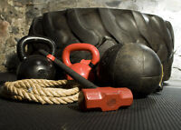 FUNCTIONAL TRAINING! FLIP TIRES, PUSH SLEDS, USE SLEDGEHAMMERS +