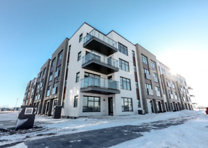 """3 1/2 Brand new condo with underground parking in Brossard"