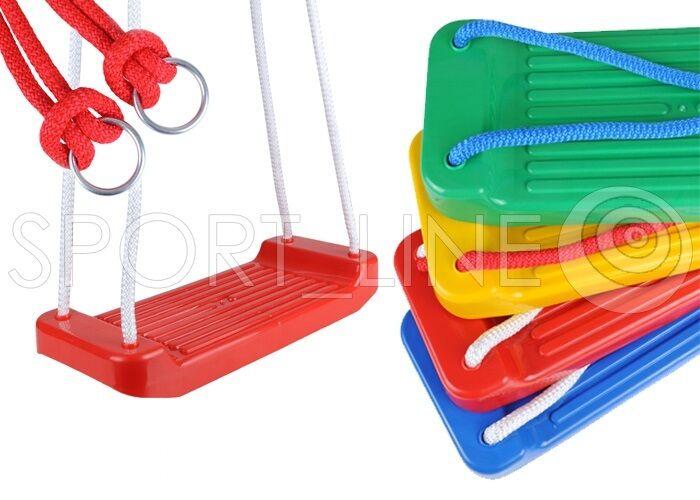Schaukelsitz Schaukel Für Kinder Schaukelbrett Kunststoff Kinderschaukel Garten