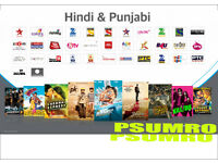FREE,LIVE SPORT,MOVIES,UK.USA.INDIAN.PAK TV,ARABIC,TURKISH,NO MONTHLY FEE,PLUG & PLAY.ORIGINAL BOX