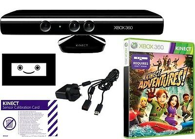 Used, Kinect sensor BUNDLE , XBOX 360 with GAME and POWER ADAPTER, FAST DISPATCH for sale  Exeter