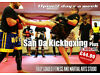 San Shou or San Da Kickboxing: The Art of Free Fighting Wood Green, London