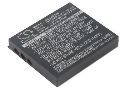 Cameron Sino Battery For Logitech NTA2319 Wireless Mouse Battery Li-ion 600mAh