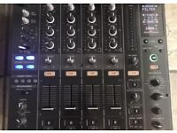 Pioneer DJM 800 4 Channel DJ Mixer With Effects - Like New.