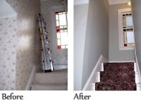 Inexpensive, professional, fast general renovation service