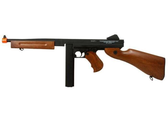 Airsoft Thompson M1A1 Full-Metal Body AEG