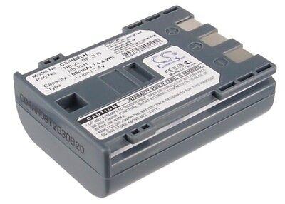 - Battery For Canon 40MC, BP-2LH, Digital Rebel XT, Elura 40MC, Elura 50, Elura 60