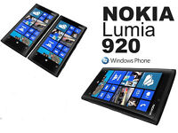 Nokia Lumia 920 Windows Smart Phone - Black