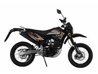 *Brand New* 66 plate Sinnis Apache 125, Warranty, Free Delivery, Learner Legal, Part-ex