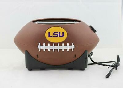 LSU Tigers NCAA Football PRO-TOAST MVP Team Logo Toaster ()