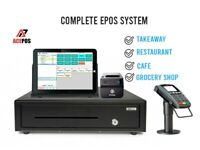 All-in-one ePOS POS Cash Register
