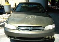 1998 NISSAN ALTIMA PARTS AVAILABLE