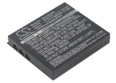 L-LL11 Mouse Battery for Logitech G7 Laser Cordless Mouse,MX Air,M-RBQ124