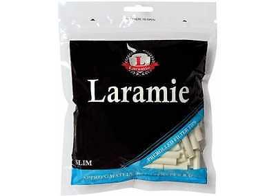 LARAMIE SLIM PRE ROLLED  FILTER TIPS APPROXIMATELY  200 / BAG