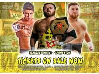 Family Friendly Professional Wrestling in Livingston