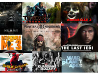 latest films Cinema .top quality /music albums /6 for 10
