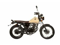 *Brand New* 66 plate Sinnis Trackstar 125. Warranty, Free Delivery, Part-Ex 22-9