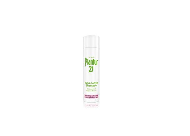 (3,50 € / 100ml) Plantur 21 - Nutri-Coffein Shampoo bei magerem Haarwachstum 250