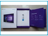 Windows 10 Pro 32 64 bit