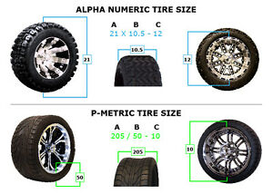 how to read tire size numbers