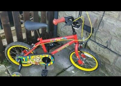 """Childrens bikes with stabilisers. 12"""""""