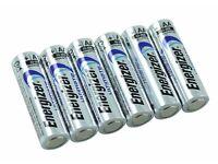 2000 energizer lithium AA batteries