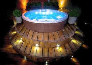 627M Hot Tub MODERN AND CHIC | HUGE SALE | FACTORY HOT TUBS
