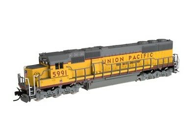 ATLAS 49152 N Scale SD60 UP 5985 (Union Pacific) Engine/Locomotive w/DCC for sale  Mahwah