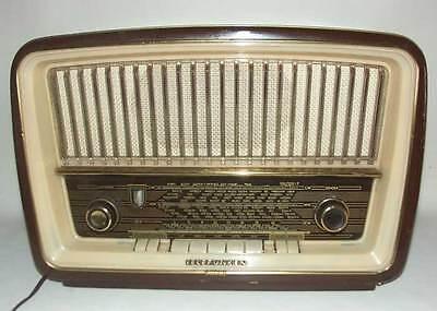 Radio, Röhrenradio Telefunken Gavotte 8  - 1957/1958 Original!