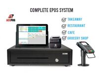 Complete POS System, All-in-one