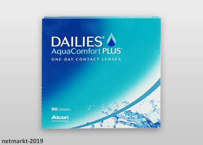 Alcon Tageslinsen Dailies Aqua Comfort Plus 1x90 Stück Kontaktlinsen - Neu&OVP -