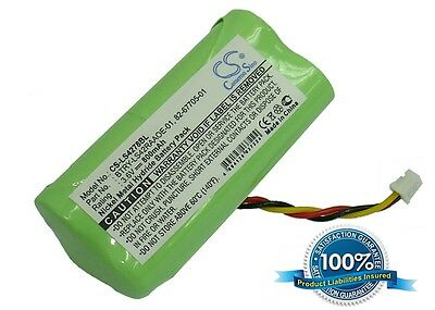 NEW Battery for Symbol LS4278 LS4278-M 82-67705-01 Ni-MH UK Stock