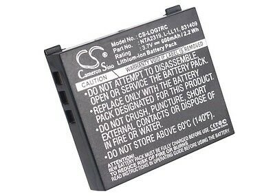 Factory Battery for Logitech G7 Laser Cordless Mouse, MX Air, M-RBQ124