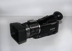 Sony HVR-A1P Camcorder HDV High Definition MiniDV Digital Camera Sydney City Inner Sydney Preview