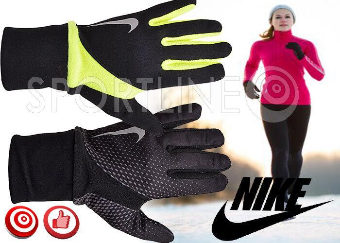 Nike Sporthandschuhe Laufhandschuhe Handschuhe Joggen Herren  2.0 RUN THERMAL