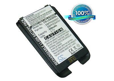3.7V battery for LG LGLP-AHFM, AX260, SCOOP BLACK, LX260, SBPP0009501, SBPP00247
