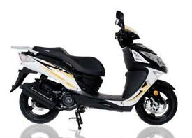 SINNIS SHUTTLE 125CC EURO 4 BRAND NEW 2018 '18