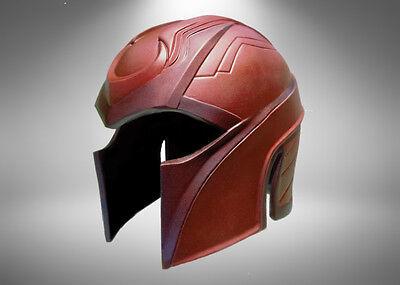 New Apocalypse Magneto Inspired Helmet Life Size Wearable Costume US SELLER - Life Size Costumes