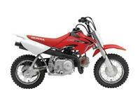 HONDA CRF 50 F KIDS SEMI AUTO MOTOCROSS STARTER PIT BIKE AT CRAIGS MOTORCYCLES