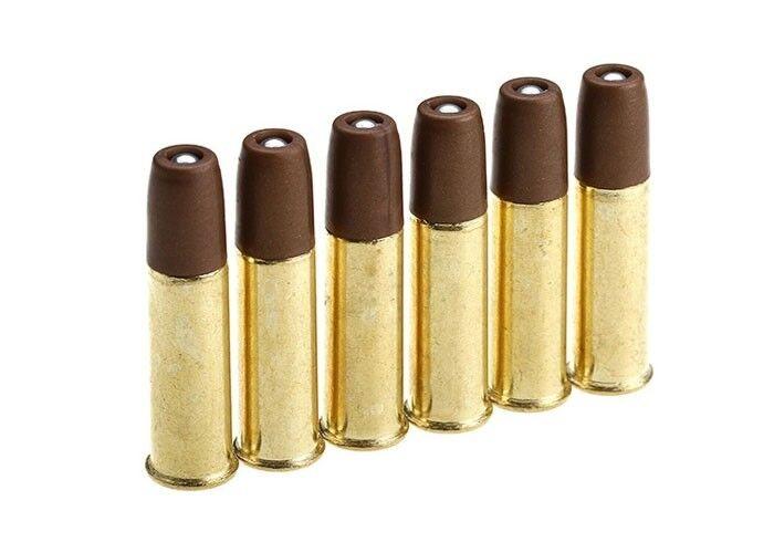 Gletcher CLT BB Revolver Cartridges 6ct