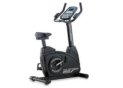Cyclette TOP PERFORMA 265 Jk Fitness elettromagnetica cicloergometro volano 10kg