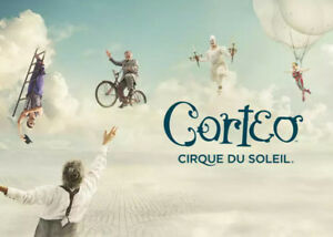 Cirque Du Soleil : Corteo Tickets (Dec 12-16) at ACC