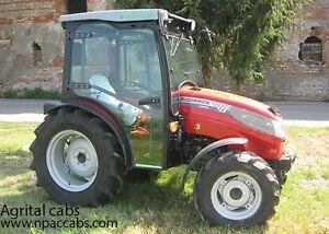 Cabines de tracteur | Tractor Cabs (Qc)
