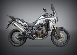 HONDA AFRICA TWIN 2016 YOSHIMURA RS4 SO SS SS CT EXHAUST 12400 BD520