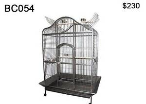 Large 183CM Parrot Aviary Bird Cage Open Perch Roof Budgie Canary Derrimut Brimbank Area Preview