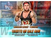 Live Family-friendly Professional Wrestling returns to Twechar